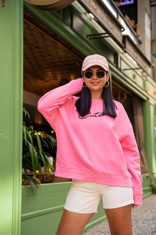 Pembe Sweat